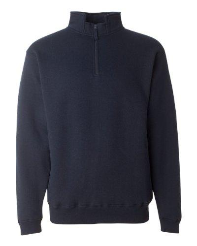 Heavyweight 1/4 Zip Sweatshirt - 7