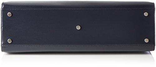 Picard Damen Berlin Shopper, 36x30x11 cm Blau (Ozean)
