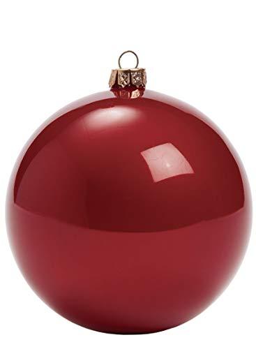 Sullivans Pearlized Opal Glass Balls Christmas Ornaments, Set of 4 4