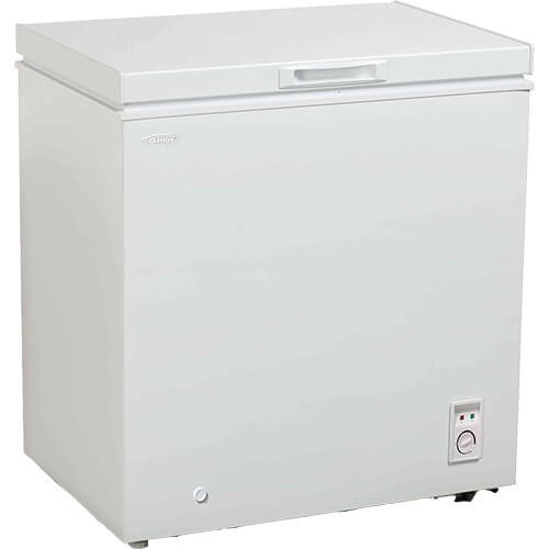 freezer danby - 7