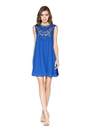 Buy baby doll chiffon dress - 1