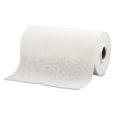 ** WYPALL X60 Wipers, Small Roll, 9 4/5 x 13 2/5, White, 130/Roll, 12 Rolls/Carton **