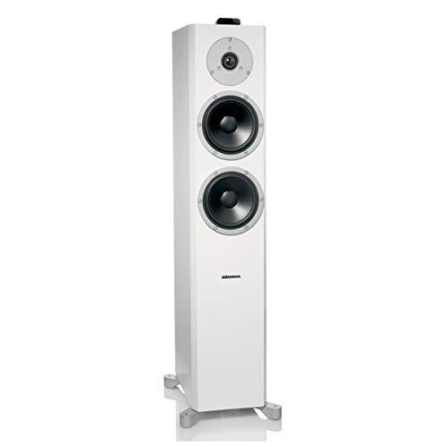 Dynaudio Xeo 6 Wireless Floorstanding Speaker - Each (Satin White)