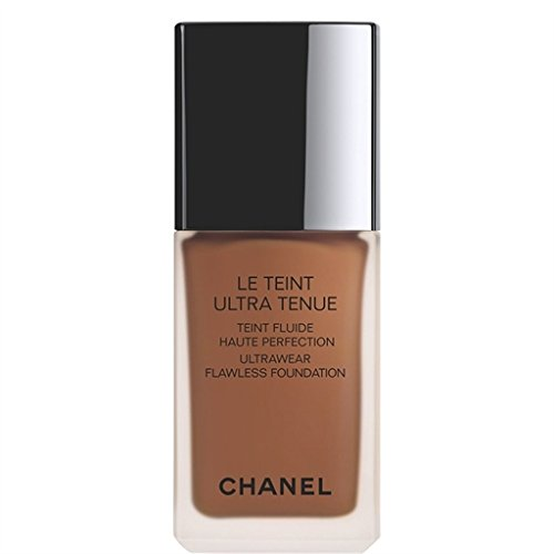 Chanel LE TEINT ULTRA TENUE Ultrawear Flawless Foundation # 132 Chocolat New in Box