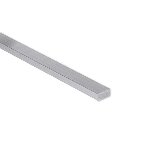 """6061 Aluminum Rectangle Bar 0.500/"""" x 1.25/"""" x 48/"""""""