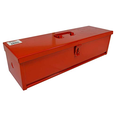 (RanchEx 102419 Tool Box - Portable for Trucks/Tractors, Mounting Hardware Included - 16