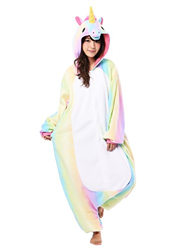 Unicorn Rainbow Kigurumi (Adults)