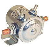 Ezgo Golf cart 36 Volt Electric Solenoid. 4 Terminal, 70 Series Solenoid with Copper Contacts and Short housing. for E-Z-GO Electric 1968-up. Lower 48 US States ONLY!