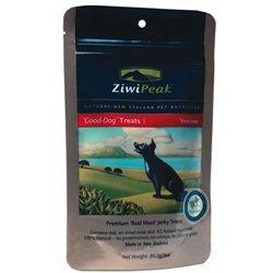ZiwiPeak Real Meat Jerky Treats for Dogs, Venison, 1lb, My Pet Supplies