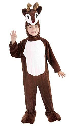 Deer Costume Toddler - Forum Novelties Toddler Reindeer Mascot Costume,