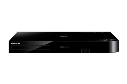 Samsung BD-H8909S HD-Recorder und Satelliten Receiver mit Twin Tuner und 3D Blu-ray Player (1TB HDD, UltraHD Upscaling, 2x DVB-S, 2x CI+, WLAN, Smart TV) schwarz