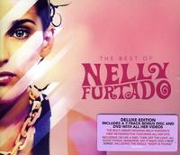 New Interscope Best Of Nelly Furtado Super Deluxe Cd & Dvd Edition Rock Pop Musics Import Country ()