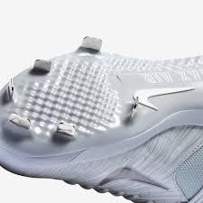 Nike Zoom Ørret 3 Menns Baseball Cleats Metallic Størrelse 9,5 M (oss)