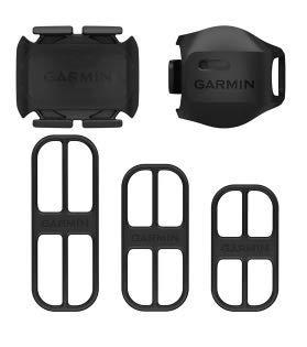 Garmin Speed Sensor 2 and Cadence Sensor 2 Bundle, Bike Sensors to Monitor Speed and Pedaling Cadence by Garmin