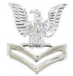 Navy E-5 Collar Device Rank (Navy Army Rank)