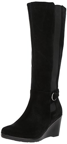 Blondo Women's Lexie Waterproof Winter Boot, Black, 5.5 M US by Blondo