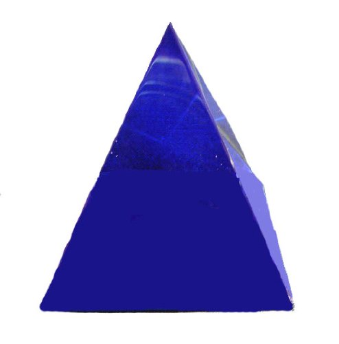 Blue Pyramid for Flying Star