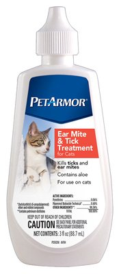3OZ Ear Mite Treatment