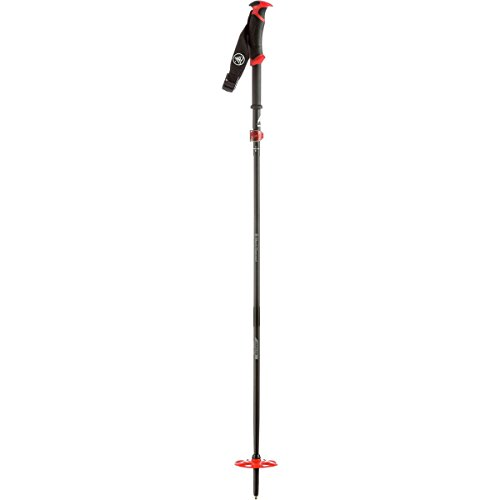 Burton Black Diamond Compactor Poles, Black/Red, Small by Burton
