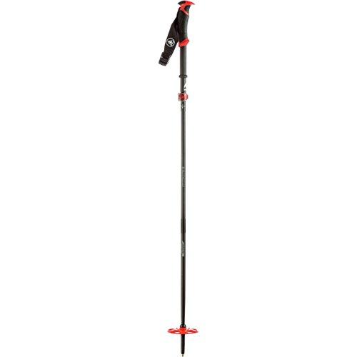 Burton Black Diamond Compactor Poles, Black/Red