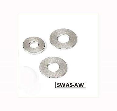 Made in Japan VXB Brand SWA-16-30-3-AW NBK Adjust Metal Washer Steel NBKPack of 10 Washers NBK