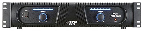 Pyle PPA200 2000W Rack Mount Amplifier by Pyle