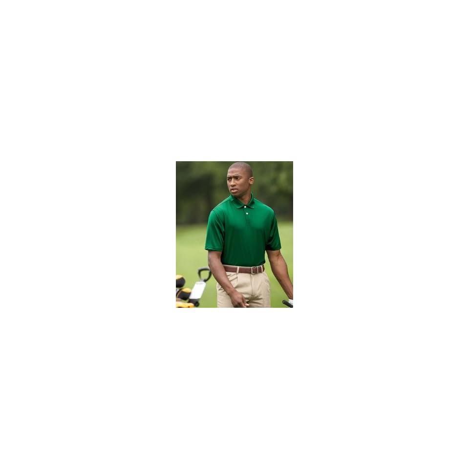 Adidas Golf A55 ClimaLite Tech Mens Jersey Polo