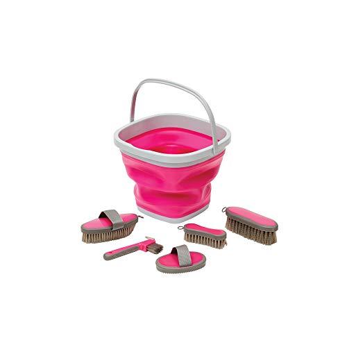 Free Roma Grooming Bucket Pink