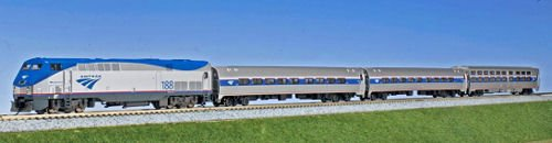 Products P42, Amfleet and Viewliner Intercity Express Phase VI, 4-Unit Set (Intercity Train)