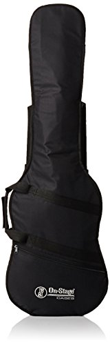 Bass Guitar Bag - On-Stage GBB4550 Electric Bass Guitar Gig Bag