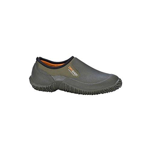 Dryshod Legend Camp Shoe - Men's, Moss/Grey, 12, LGD-MS-MS-012