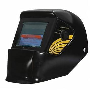 oscurecimiento automático arco mig tig mag casco de soldadura máscara de soldador: Amazon.es: Electrónica