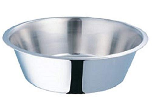 Stainless Steel Dog Bowl Round – 1 Quart (12pack)