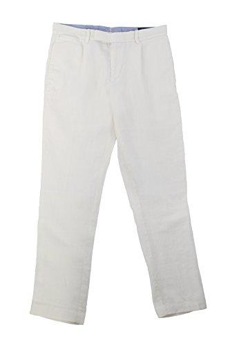 Ralph Lauren - Gorra de béisbol - para Hombre Blanco Blanco 34W x 30L