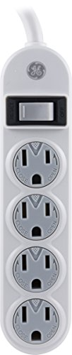 GE 14837 Outlets Safety 1 5 Feet