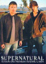 Supernatural Season One SN-T Trade Show Promo Card