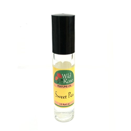 Ice Imports Sweet Pea Body Oil