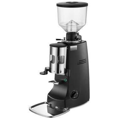 Mazzer Robur Automatic Espresso Coffee Grinder Doser Black
