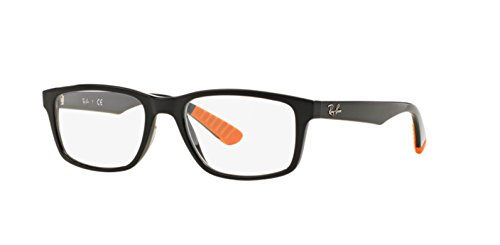 Ray-Ban, Montage Homme Noir (Negro)