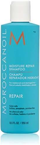 Moroccanoil Moisture Repair Shampoo, 8.5 Fl oz