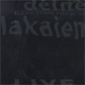 Deine Lakaien - 2002-03-29 SFB Sendesaal, Berlin, Germany - Zortam Music