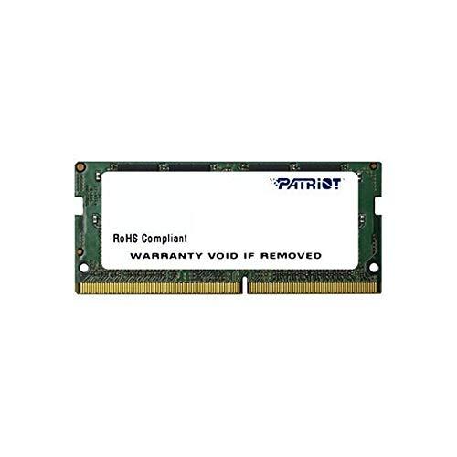 Patriot Signature Series 16GB 2666MHz CL19 SODIMM Memory Module - -