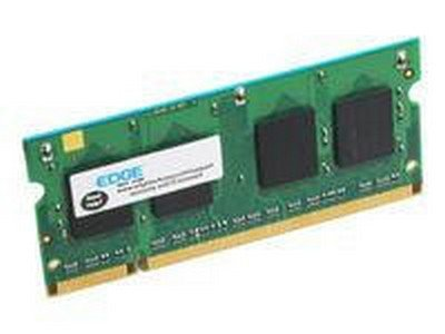 Edge Memory PEIBM40Y7734-PE 1GB (1X1GB) PC2-5300 CL4 DDR2 SODIMM FOR THINKPAD 40Y7734 (Gb Cl4 Memory 1)