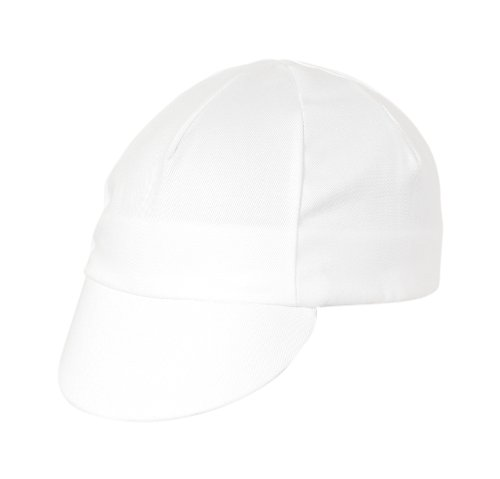 Pace Traditional Cycling Cap (White)