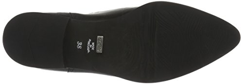 Zapatillas por Negro Casa London Mujer 30758 Mestico Es 01 de Estar Buffalo Schwarz para PRETO nIwPS1
