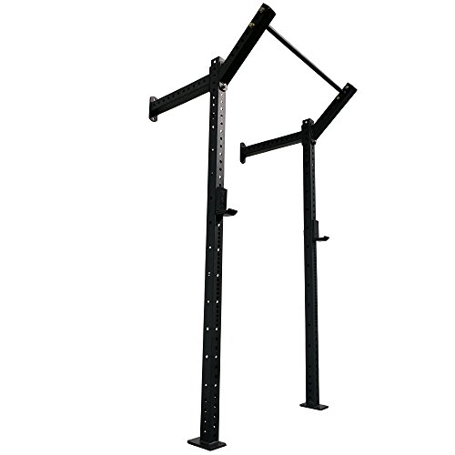 Titan X-3 Series Space Saving Rack - 18'' Depth by Titan Fitness