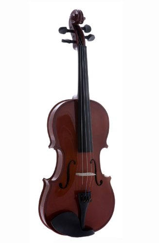 UPC 805232000725, D'Luca VIOF34 Student Violin Outfit with Case and Bow 3/4