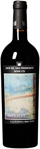Save Me San Francisco Drops of Jupiter Red Blend 750 mL Wine