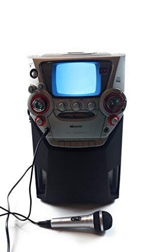 (Memorex Portable Karaoke Machine CD + Graphics MKS5622)