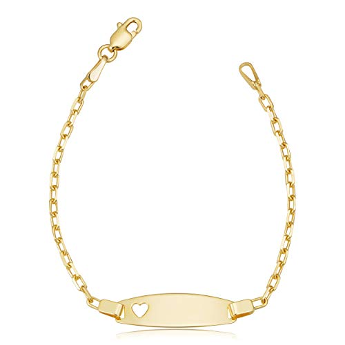 Kooljewelry 14k Yellow Gold...